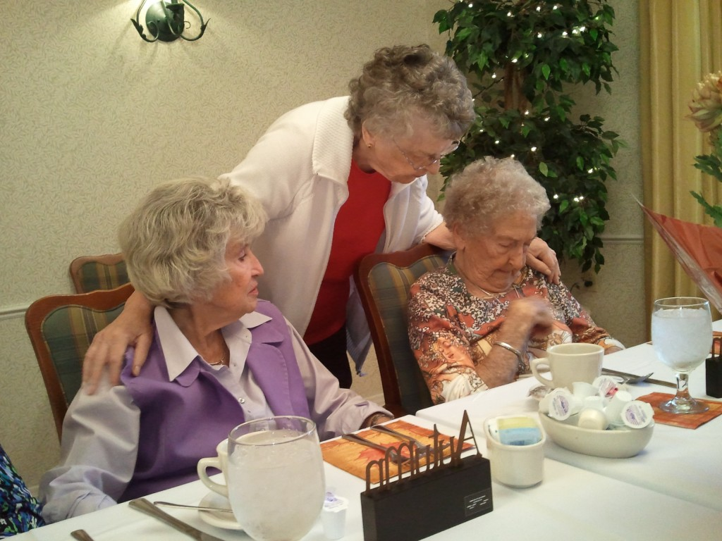 Sweet Life Transitions: Marion, Betty, Caroletta