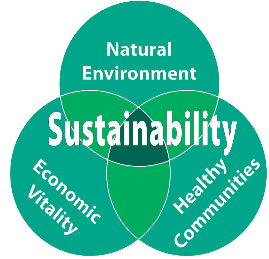 How Sustainable Are You?